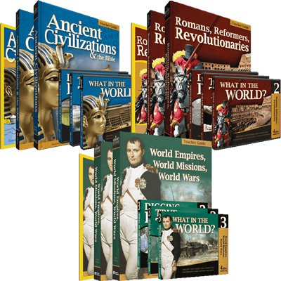 History Revealed Curriculum